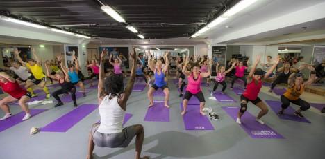 Yogapass i Portugal
